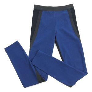 BCBGmaxazria | Oly Color Block Thick Legging Blue